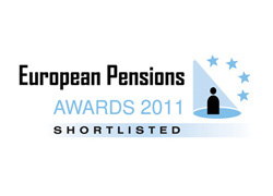 European Pensions Awards shortlist 2011