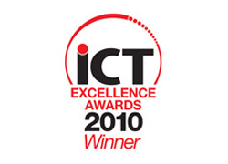 ICT 2010 winner