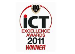 ICT 2011 winner