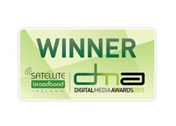 Digital Media Awards Winner 2011
